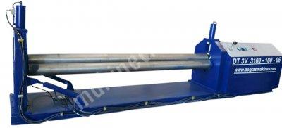 Satılık Sıfır Hidrolik 3 Toplu Silindir Bükme Makinesi Fiyatları Konya silindir,silindir bükme,3 toplu sac bükme,4 toplu silindir,hidrolik silindir bükme,sac kıvırma
