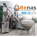 Rbs-h100k Granule And Powder Feed Helix