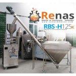 Rbs-H100K Granül Ve Toz Besleme Helezonu