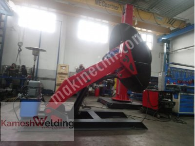 For Sale New Hydraulic Welding positioner 3 tons Hydraulic Welding positioner 3 tons