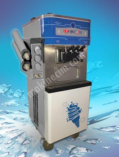 Dünyanın En Kaliteli Soft Dondurma Ve Frozen Yoğurt Makineleri