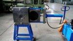 Plastik Granül Hidrolik Kafa İmalatı 250-300-330 Luk Kafa