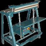 Manuel Döküm Gövde Ayak Basmalı Naylon Torba Paket Ağız Yapıştırma Makinesi