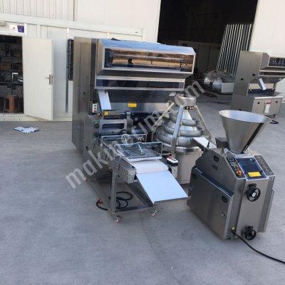 Satılık Sıfır Hamur İşleme Makineleri Fiyatları Konya Arka Takım