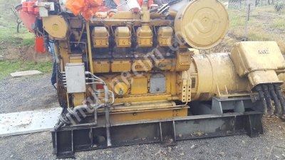 Satılık Cat 3508 4 Adet Marın Jenerator
