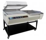 Turangil Tgs1060 Yarı Otomatik 60X80 Küvezli Poliolefin Pvc Shrink Ambalaj Makinesi