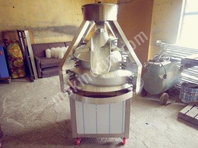 Satılık Sıfır Hamur Çevirme Makinası Fiyatları Konya Yuvarlama Makinası, konik çevirme, çevirme, beze makinası,