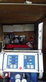 Poliüretan Sprey Köpük Makinası Graco H25