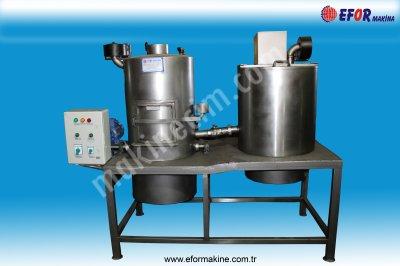 Satılık Helva Ve Şerbet Pişirme Makinesi