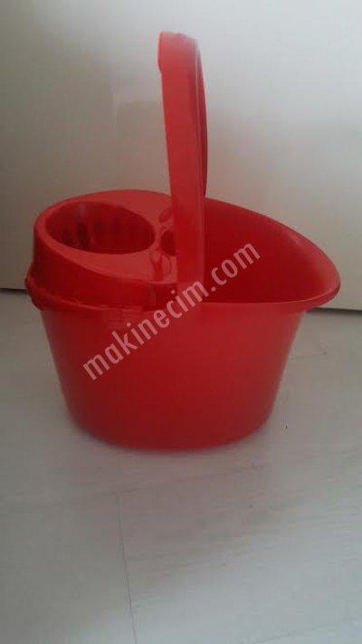 Satılık 2. El Temizlik Kova Seti Fiyatları İstanbul satılık plastik temizlik kovası set kalıbı vileda kalıp seti