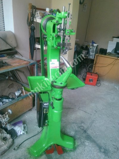Satılık İkinci El Yastı Marka Fora Dikiş Makinası Fiyatları Mersin yastı Marka Fora dikis makinası taban dikiş makinası  tamirci makinaları ayakkabı tamir makinaları