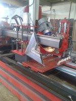 Rollform Ağır Açık Profil Üretim Hatları