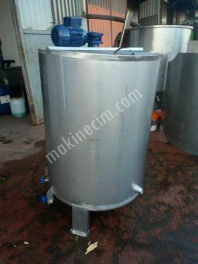 Paslanmaz Süt Pişirme Kazanı Dogalgazlı Tüplü Ve Elektirikli İmalat
