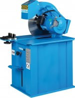 5.5 Hp Demir Boru Profil Kesme Makinesi Taşlamalı Trifaze
