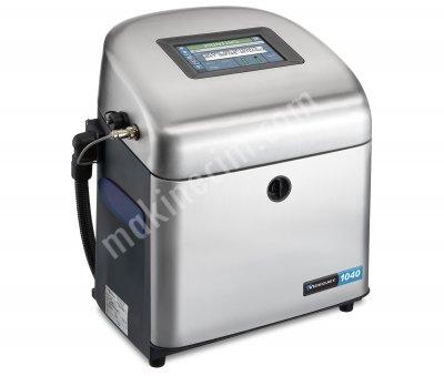 Satılık Sıfır Videojet 1040 Mürekkep Püskürtmeli Inkjet Kodlama Makinası Fiyatları İstanbul videojet,inkjet,kodlama,inkjet yazıcı,tarih kodlama,tarih yazdırma,tarih atma,markalama,inkjet makina,inkjet makine,inkjet kodlama