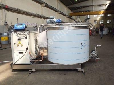 Satılık Sıfır Süt Soğutma Tankı 500 Lt Aktarma - Dijital Kantar Ve Kdv Dahil. Fiyatları Konya süt tesisi, süt depolama tesisi, soğutma, süt tankı, depolama tankı, soğutma tankı, paslanmaz tank, paslanmaz soğutma tankı, paslanmaz süt tankı, süt tankı, taşıma, paslanmaz
