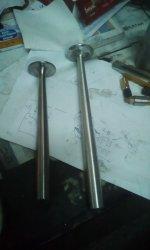 Ultrasonic Metal Powder (Kalayı Toz Haline Getiren Sistem)