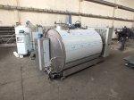 Süt Soğutma Tankı 2 Ton Kapasiteli Otomatik Yıkamalı Aktarma Pompası Kantar