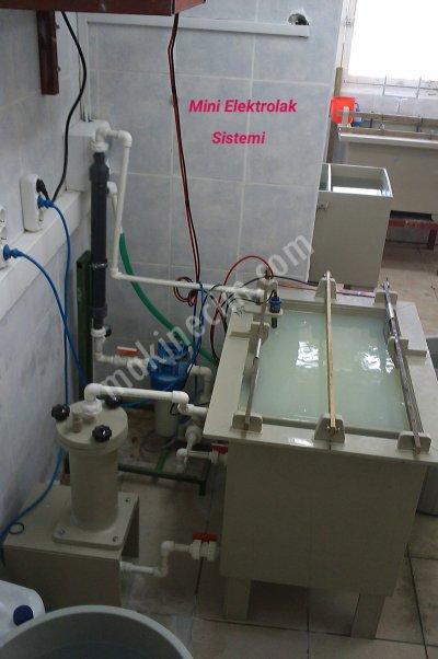 Satılık İkinci El Mini Elektrolak Sistemi - Bijjuteri Vb. İçin Fiyatları İstanbul lak,altın,şeffaf,kaplama,elektrolak,ultrafiltre,redresör,filtre
