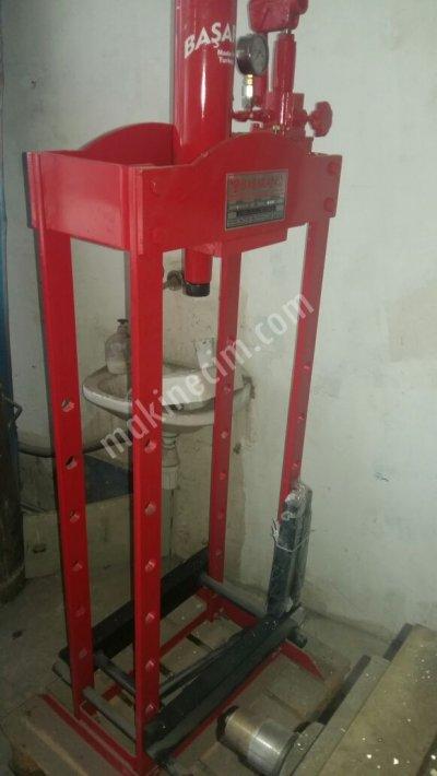Satılık Sıfır 10 Ton Hidrolik Presler Fiyatları Bursa hidrolikpres