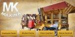 Mobil Taş Kırma Ve Eleme Tesisi M-K 7