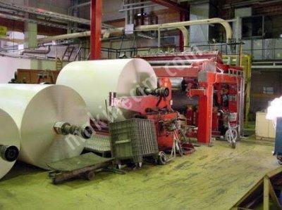 Bobin Dilme Makinası Avrupa Alstrom