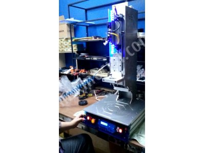 Sell Ultrasonic Welding Set 5 Years Guaranty