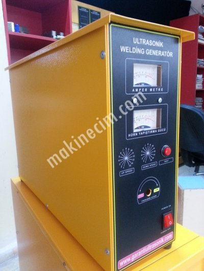 Sell Ultrasonik Welding Set 5 Years Guaranty