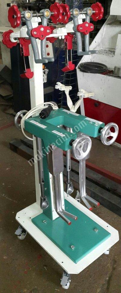 Özel Tasarım Açma Makinesi 2 Si 1 Arada