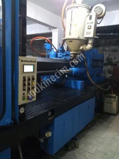 Satılık İkinci El *400 Ton Battenfeld Fiyatları  plastik enjeksiyon makinası