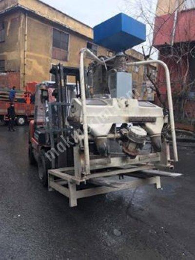 Satılık Sıfır Satılık Bakır Kırma Tezgahı Komple Takım Fiyatları İstanbul bakır kırma eleme tezgahı