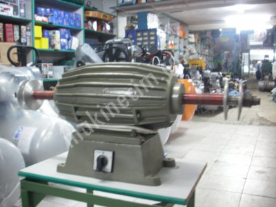 Polisaj Motoru 5.5 Hp 380 Volt İkitelli De Ve Topkapı Da
