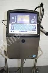 Videojet 1510 - 5 Satır Inkjet Tarih Kodlama Makinası ( Çok Az Kullanılmış )