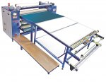Piece And Roll Transfer Printing Machine