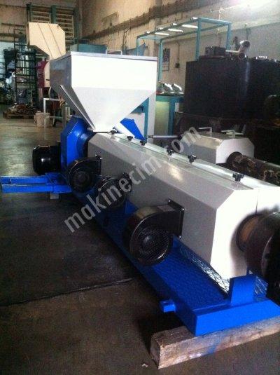 Dönerkafa Poşet  Makinası  İzmir Teknik Makina 105'lik