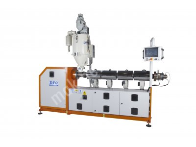 Plastic Extruder Machines