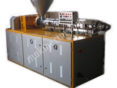 Satılık Sıfır Plastik Extruder Makinesi 90 Lık Fiyatları Konya plastik extruder  granür