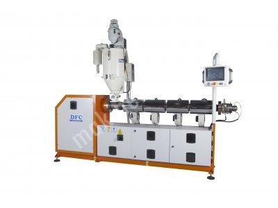 Satılık Sıfır Plastik Extruder Makinesi 90 Lık ( PE ) Fiyatları Konya plastik extruder  granür