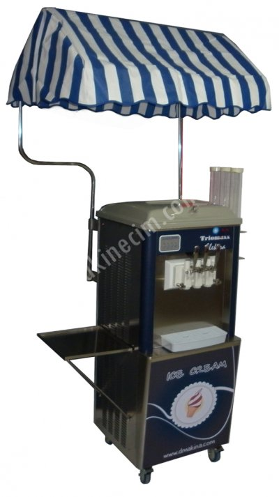 Triomaxx Elektra Soft Dondurma Ve Frozen Yoğurt Makineleri