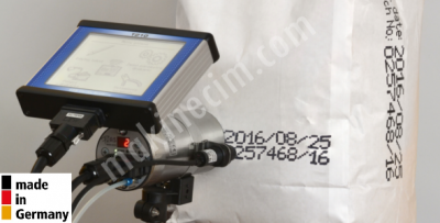 Satılık Sıfır İnkjet Kodlama Markalama Tarihleme Makinası Picas 230 Fiyatları İstanbul İnkjet kodlama tarihleme markalama paketleme etiketleme ambalaj mürekkep solvent