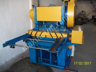 Genişletilmiş Metal Makinası