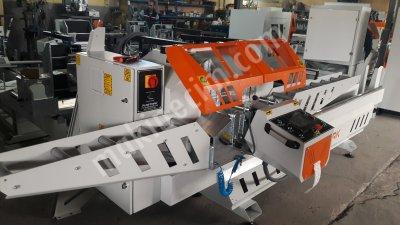 Yeni Model Çift Kafa Kesim Makinası