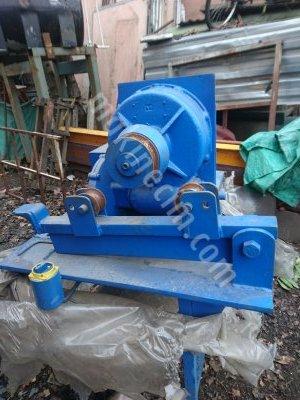 Satılık İkinci El Motorlu Redüktör Boru Bükme Makinesi Fiyatları İstanbul redüktör,boru bükme makinesi