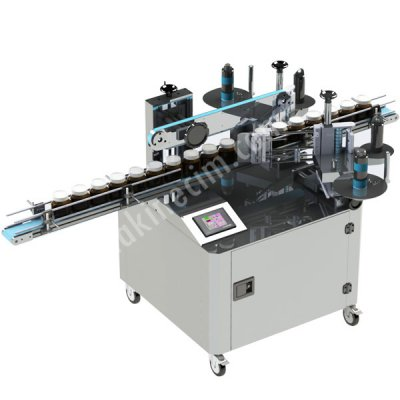 Duple Side Labelling Machine