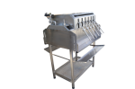 Level filling machine