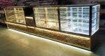 Pasta Dolabi Let Aydinlatmali İsi Camli Surgulu Metre 2.400