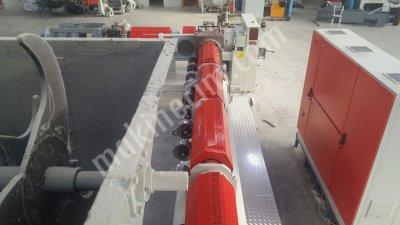 Sıfır 150 Lik Akıtmalı Granül Makinası