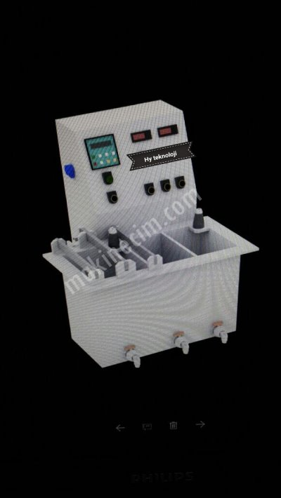 Mini Kaplama Sistemi- Özel Tasarım