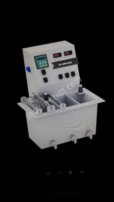 Satılık Sıfır Mini Kaplama Sistemi- Özel Tasarım Fiyatları Konya lak,altın,şeffaf,kaplama,elektrolak,ultrafiltre,redresör,filtre