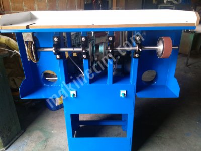 Zımpara Tırpan Makinesi